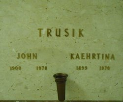John Trusik