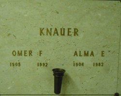 Omer F Knauer