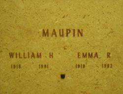William H Maupin