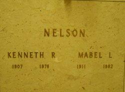 Kenneth R Nelson