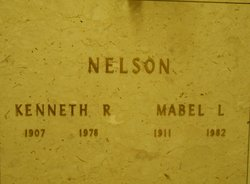 Mabel L Nelson