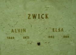 Alvin Zwick
