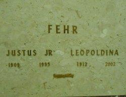 Justus Fehr, Jr