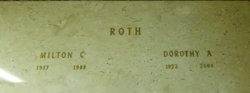 Milton C Roth