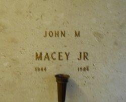 John M Macey, Jr