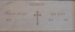 Philip Julius Schmidt