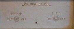 Edward Boyens