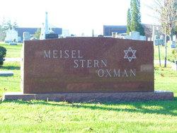 Bess Esther <I>Stern</I> Oxman