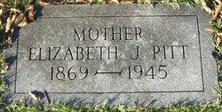 Elizabeth Jenny Pitt