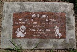 William D Williams