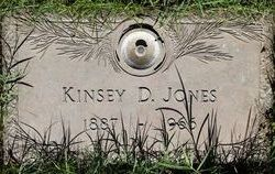 Kinsey D. Jones