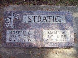 Marie A Stratig