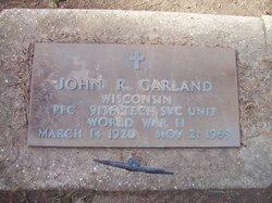 John R Garland