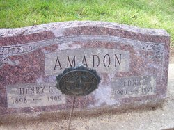 Edna L Amadon