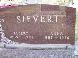 Anna Augusta <I>Prust</I> Sievert