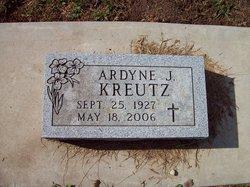 Ardyne J Kreutz