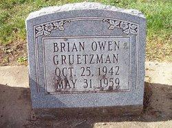 Brian Owen Gruetzman