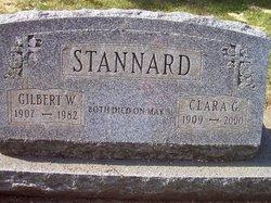 Clara G <I>Altvater</I> Stannard