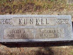 Lucile A <I>Lemke</I> Kunkel