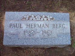 Paul Herman Albert Berg
