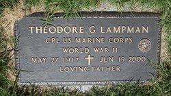 Theodore Garrett Lampman