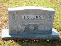 Hazel P Brooks