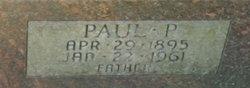 Paul P Kay