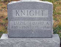 "Elizabeth ""Lizzie"" <I>McKeel</I> Knight"