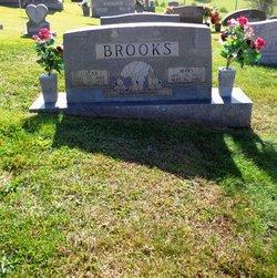 Mary <I>Saylor</I> Brooks