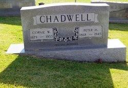 Cornie <I>Weston</I> Chadwell