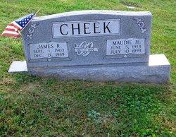 Maudie H Cheek