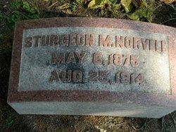 Sturgeon Marvin Norvell