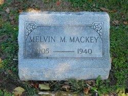 Melvin McBride Mackey