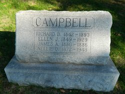Nellie D Campbell