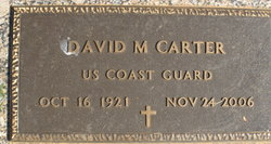 David M Carter