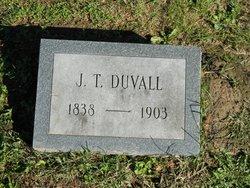 James Thomas Duvall