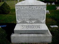 Mary Jane <I>Forbes</I> Sturgeon
