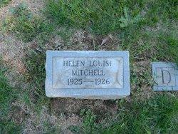 Helen Louise Mitchell