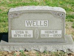 Lyda <I>Buckner</I> Wells