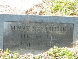 Minnie May Freelin