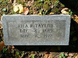 Lila R Taylor