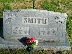 Annie <I>Fox</I> Smith