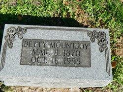 Betty Mountjoy