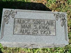 Alice Sinclair