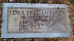Lora Free McEwen