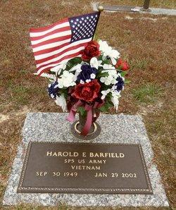 Harold Eugene Barfield