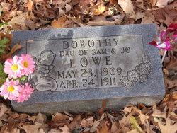 Dorothy Lowe