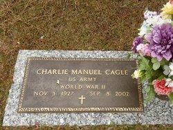 Charlie Manuel Cagle