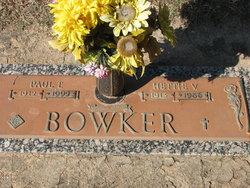 Hettie V Bowker