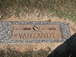Lydia Marie <I>Sury</I> Vanzandt
